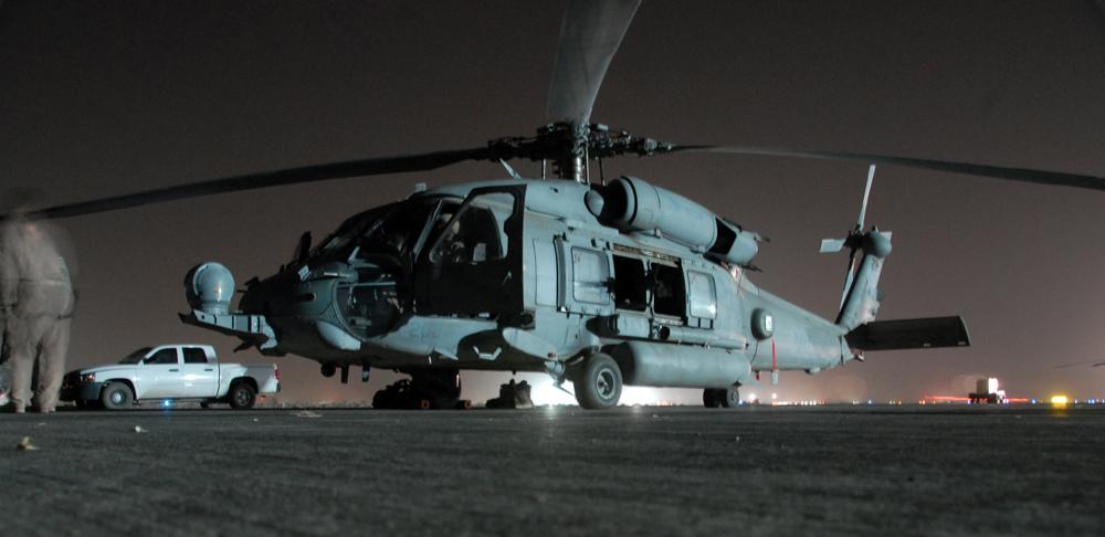HH-60H em ação