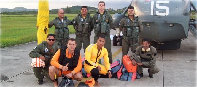 Tripulação do Guerreiro 15.