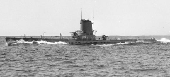 US Navy - USS Irex em 1951 ainda com canhoes - foto via Navsource