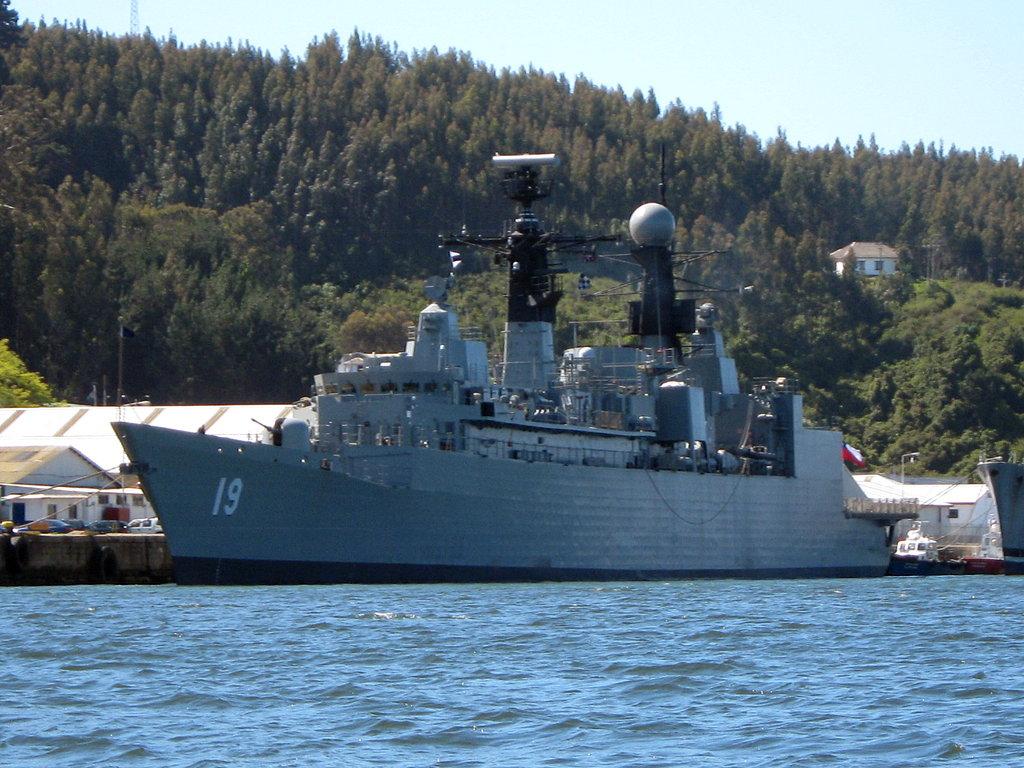 Almirante Willians