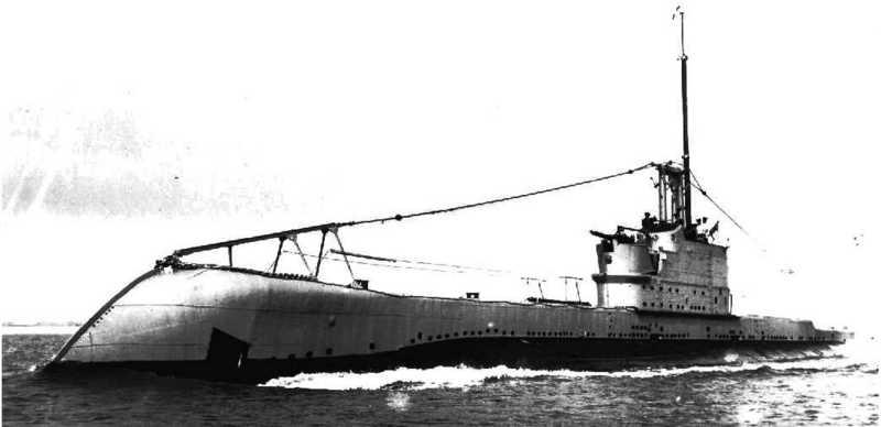 Submarino classe O - Oxley