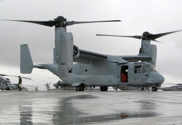 MV-22 Osprey USMC