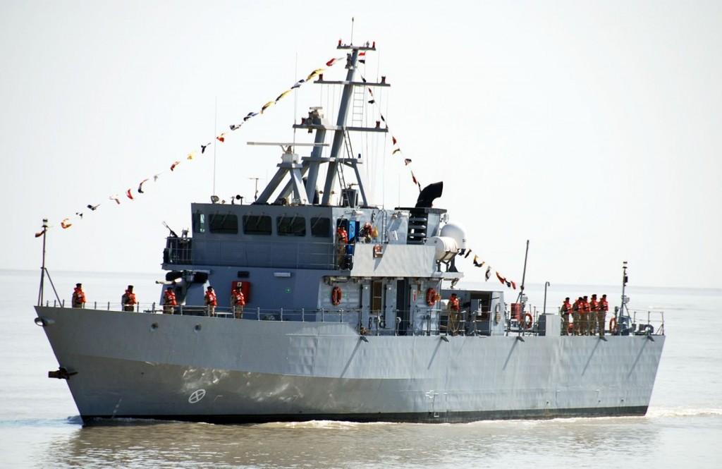 Saettia Mk4 Diciotti class Iraq Navy 1
