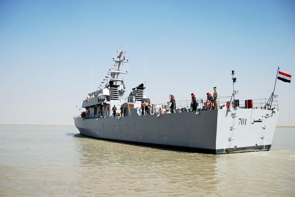 Saettia Mk4 Diciotti class Iraq Navy 2