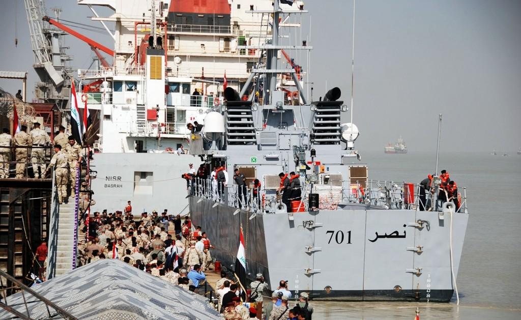Saettia Mk4 Diciotti class Iraq Navy 3