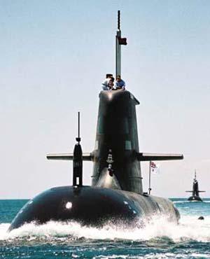HMAS_Farncomb - foto RAN