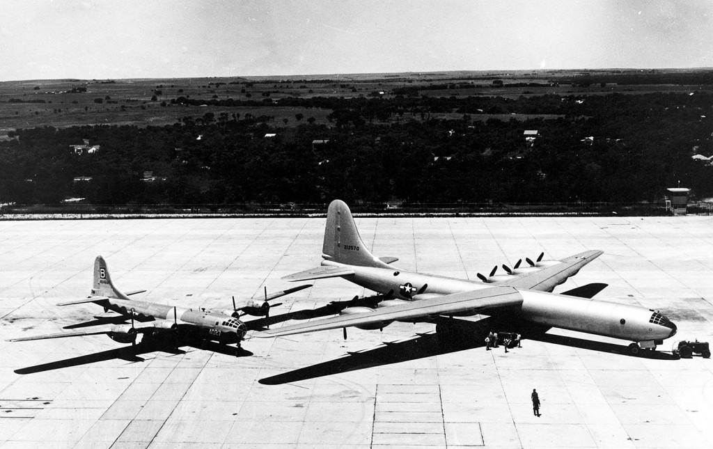 B-29 e B-36