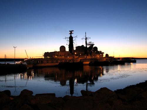 HMS Nottingham_foto RN