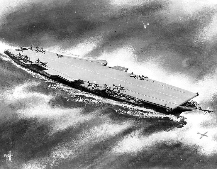 USS_United_States CVA-58