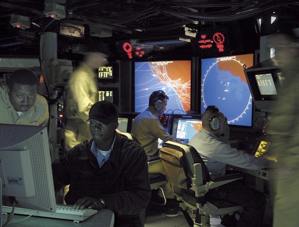 Aegis - foto Lockheed Martin
