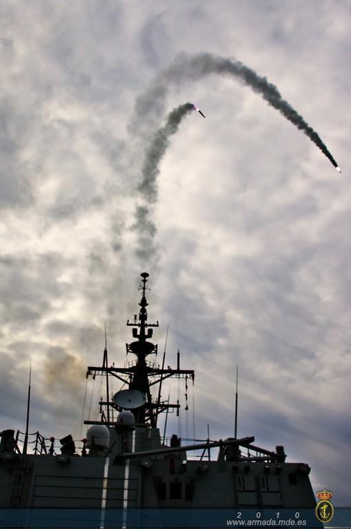 F 101 em CSSQT - foto 3 Armada Espanola