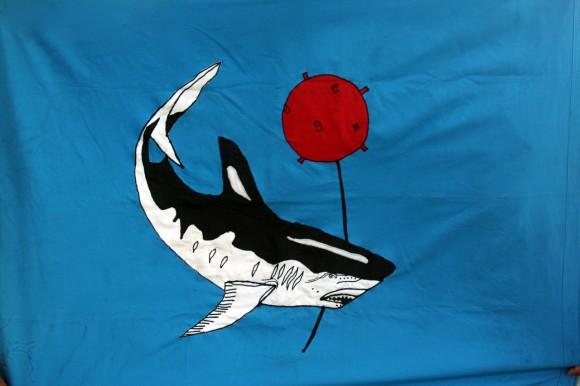 Bandeira de Faina NV Albardão