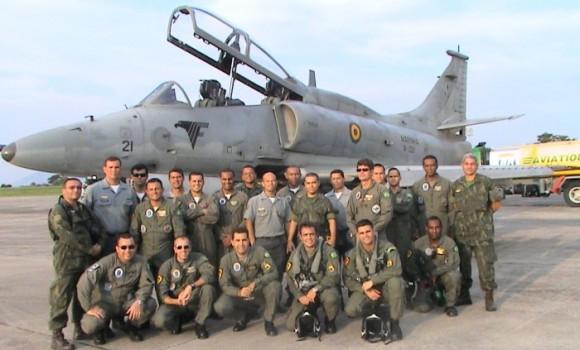 Tripulação VF-1 TorDefAe