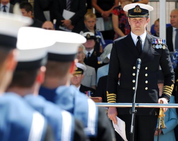 Captain Richard Powell
