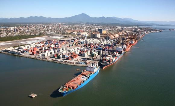 Portos e Terminais Marítimos do Brasil - 3