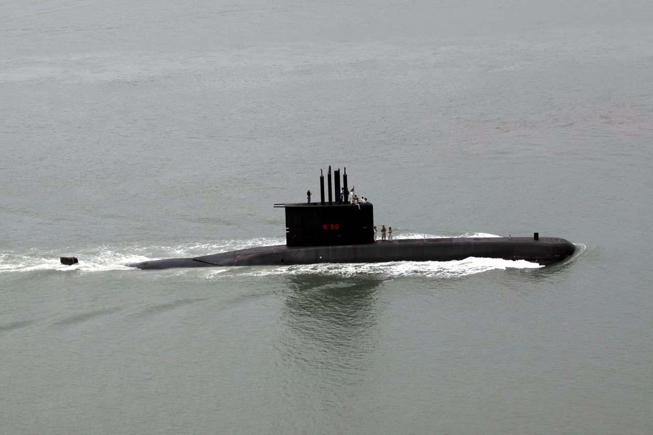 Submarino Tupi, tipo IKL 209