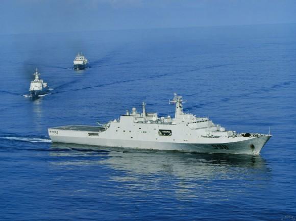 China PLA Navy - 2