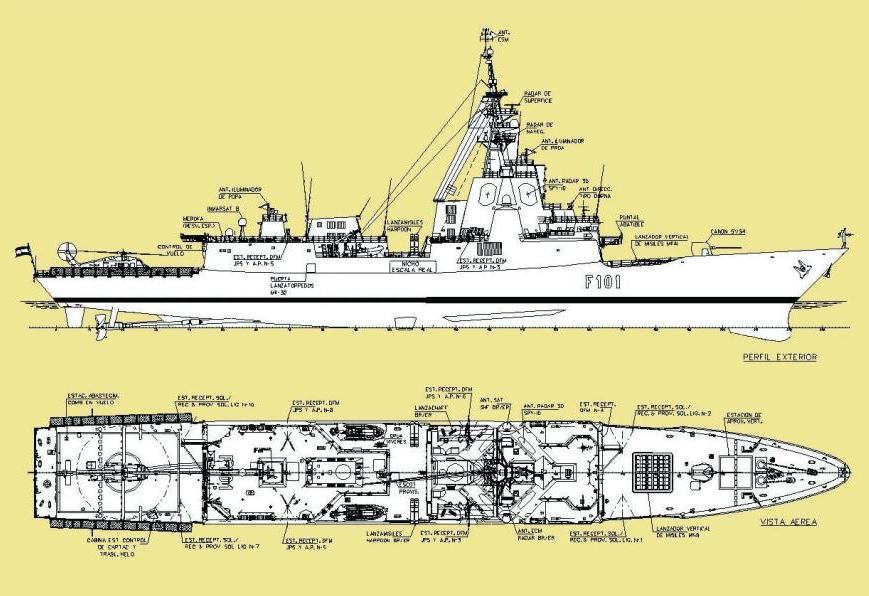 F-100 design
