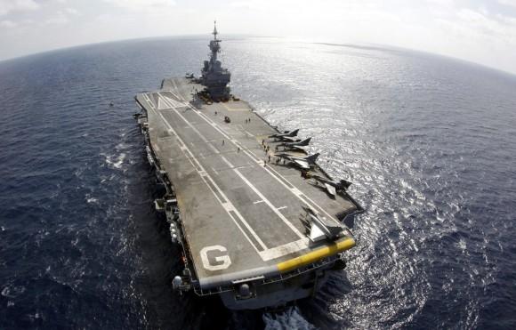 Libye-cdg-Porte-avions-Charles-de-Gaulle
