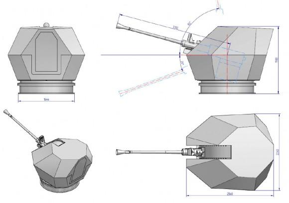 Bofors MK4b