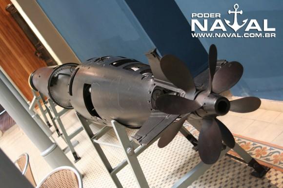 torpedo de fabricacao nacional