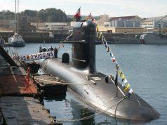 Submarino General O'Higgins (SS-23) da Armada do Chile