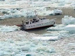 iate mar sem fim naufraga na antartica