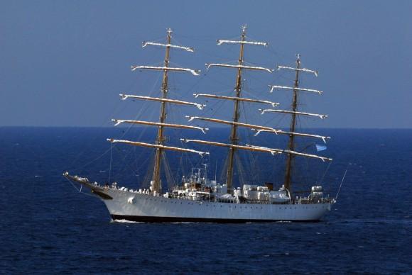 Fleet Week 2007 embarked aboard USS Wasp (LHD-1)