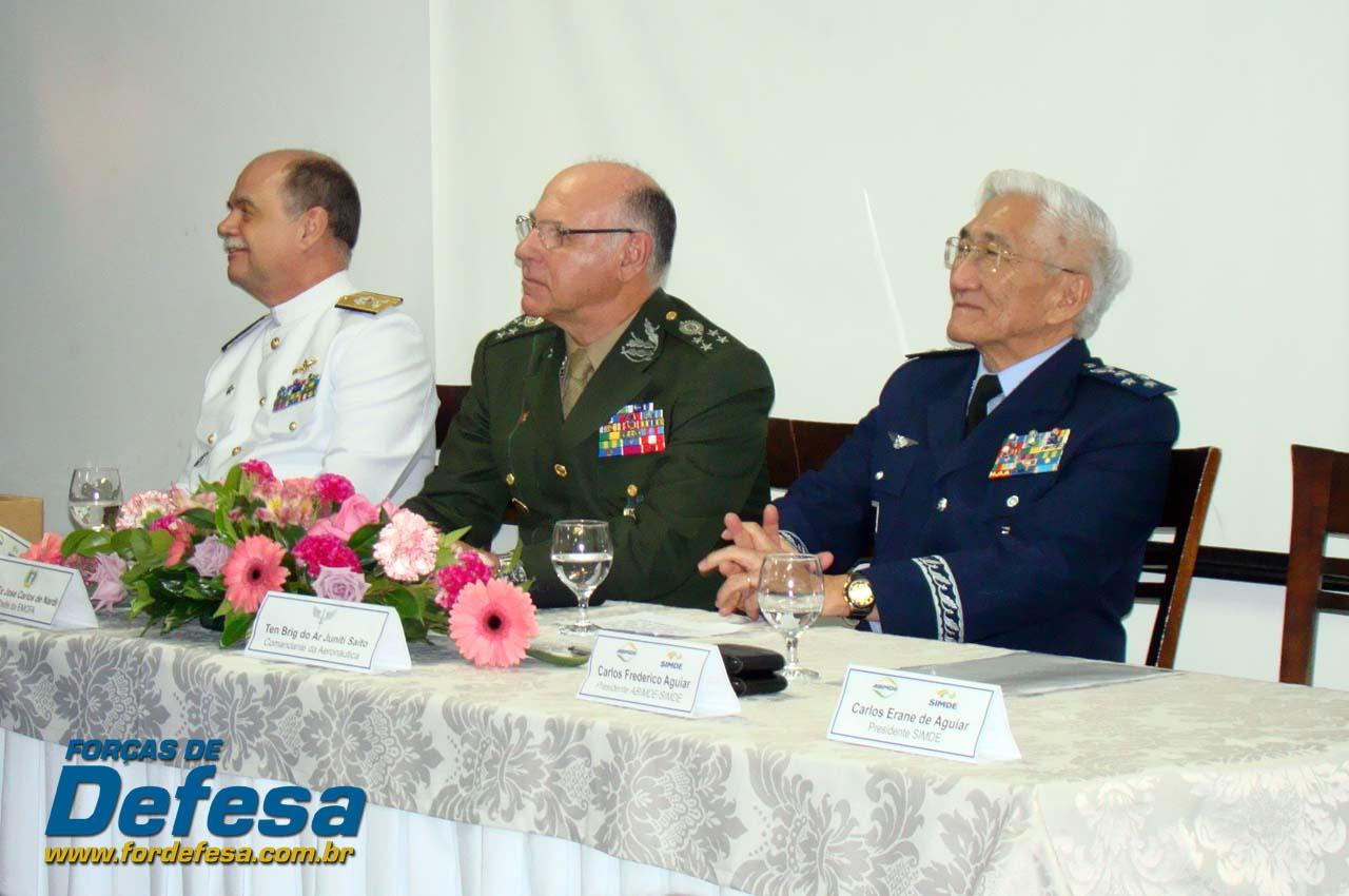 ABIMDE - evento novo presidente Sami Youssef Hassuani - foto 4 Forças de Defesa