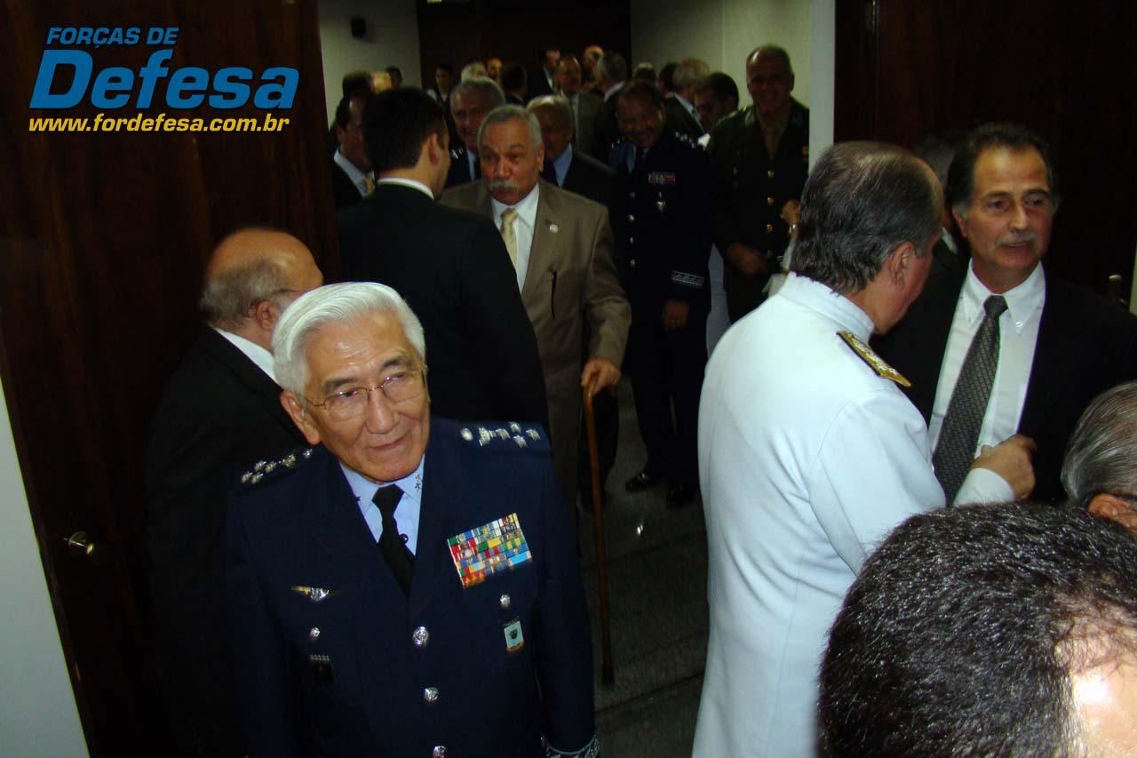 ABIMDE - evento novo presidente Sami Youssef Hassuani - foto 8 Forças de Defesa