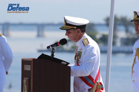 Almirante-de-Esquadra Luiz Fernando Palmer Fonseca