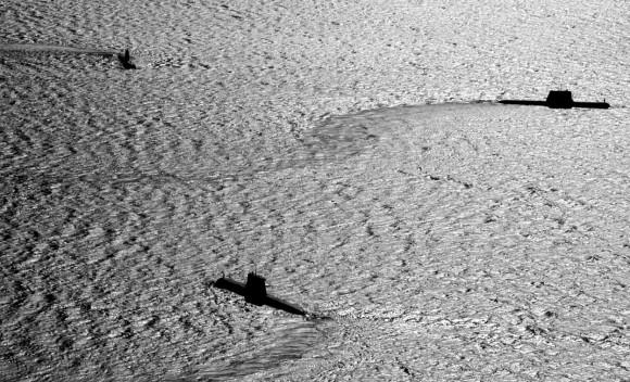 Saída tripla de submarinos australianos - foto 5 MD Australia