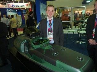 minisubmarinos para Grumec - foto 2 via IG