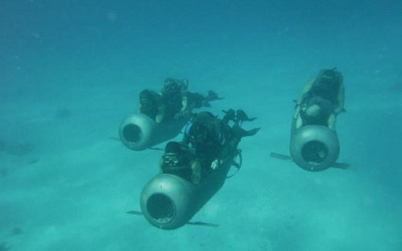 minisubmarinos para Grumec - foto via IG