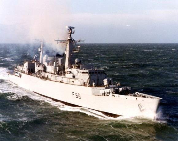 HMS Broadsword