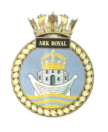 HMS_Ark_Royal_Badge