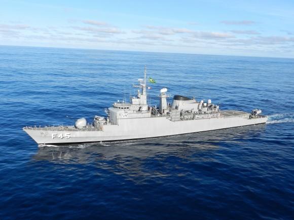 Fragata União F45