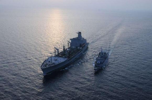 Fragata de Vigilância Vendémiaire celebra 20 anos em serviço - foto 2 Marinha Francesa
