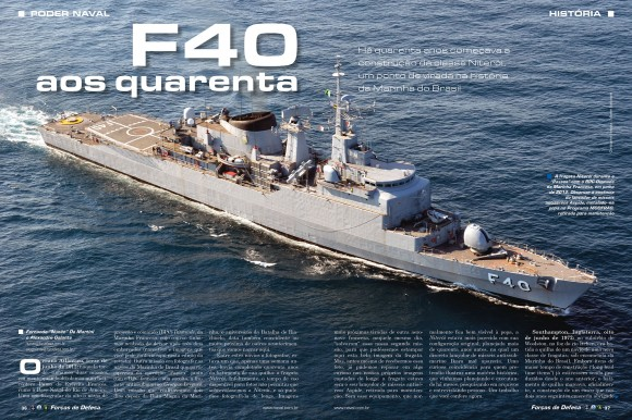 Fordefesa 5 - F40 aos 40