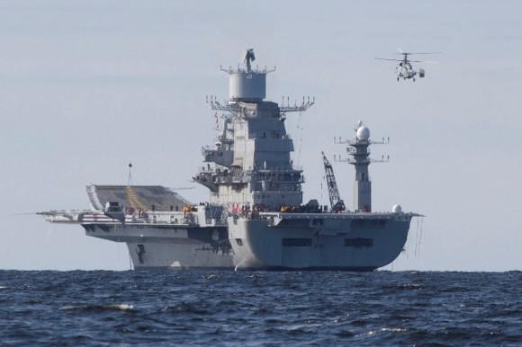 INS_VIKRAMADITYA_Aircraft_Carrier_Sevmash