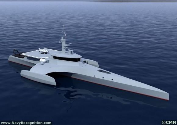 OCEAN_EAGLE_43_trimaran_patrol_vessel_CMN_Mozambique_Navy_1