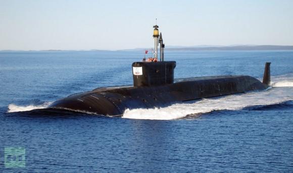 "Nuclear submarine (NS) ""Yuri Dolgoruky"""
