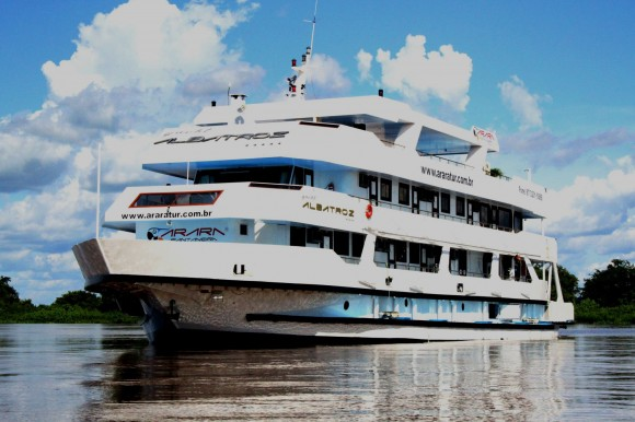 Embarcação Albatroz