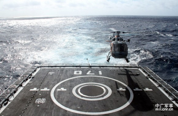 Passex Brazilian Navy x PLA Navy - 8