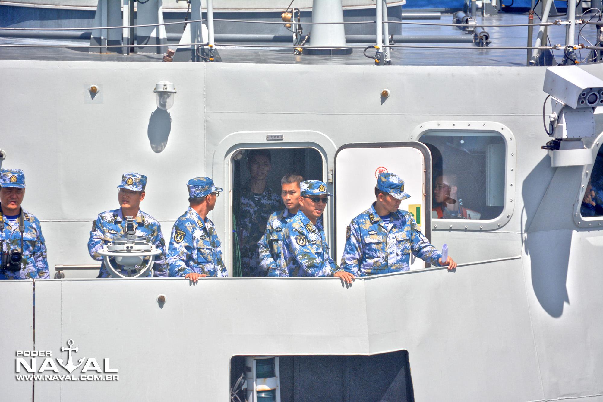 Passex PLA Navy 1005a