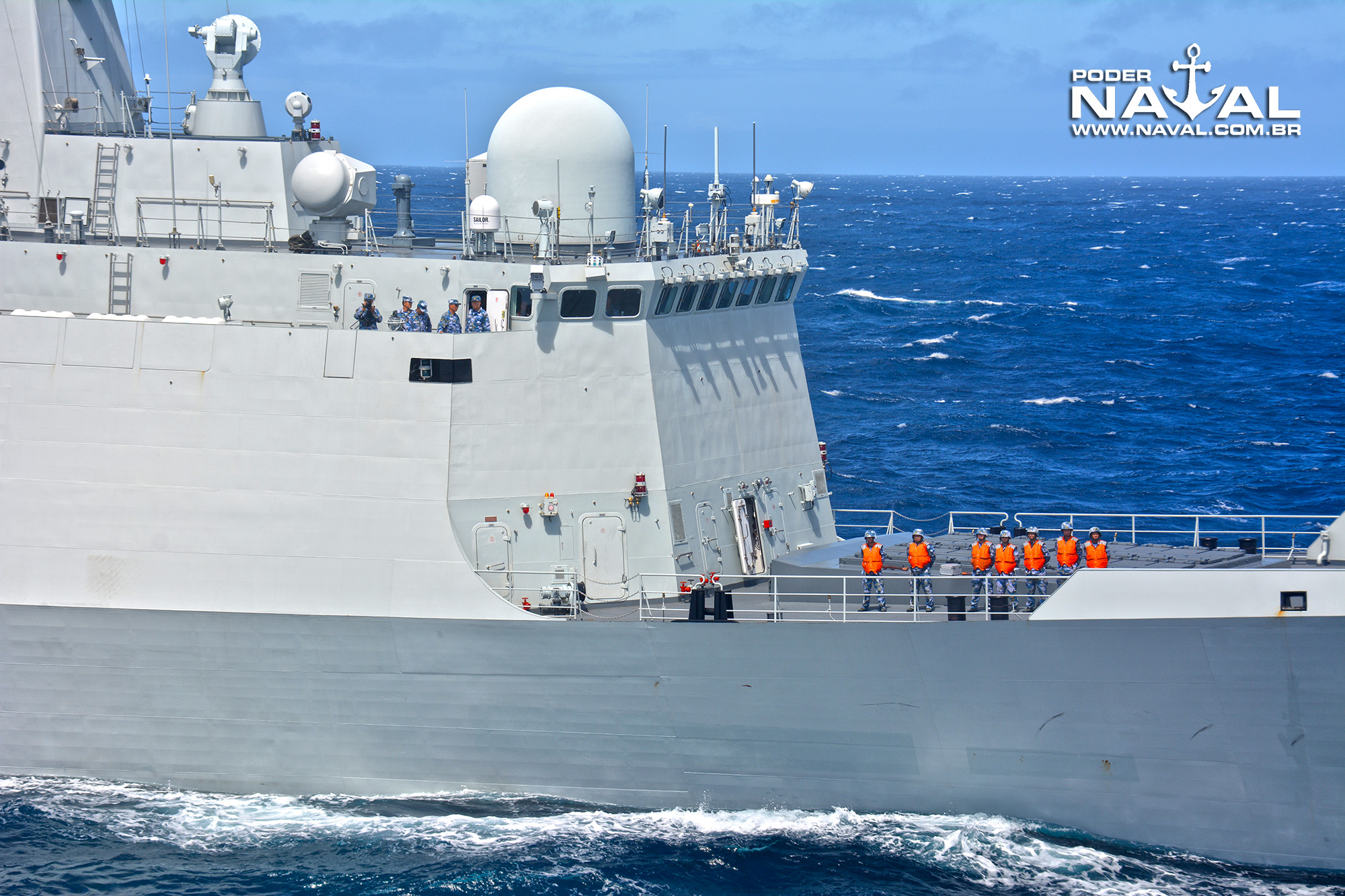 Passex PLA Navy 1010a
