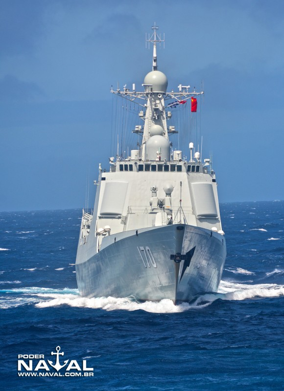 Passex PLA Navy 1081a