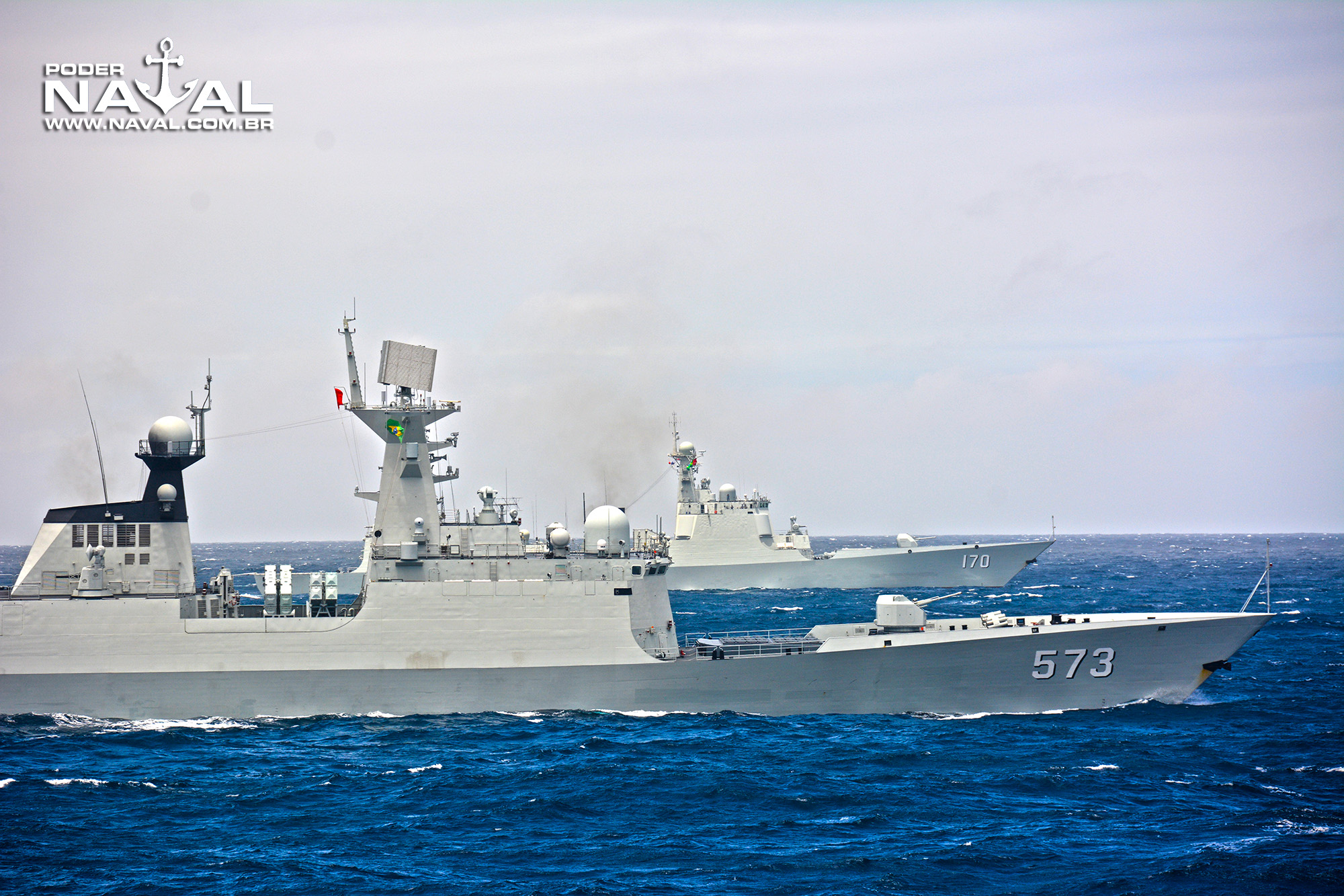 Passex PLA Navy 425a