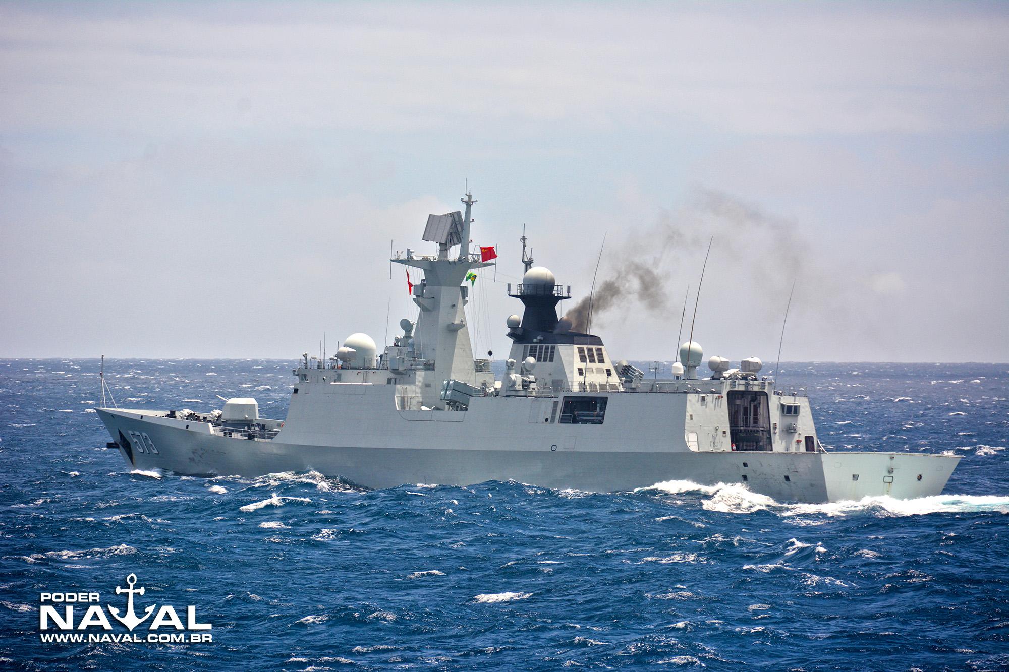 Passex PLA Navy 596a