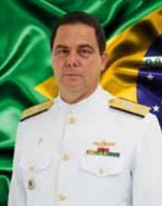 contra-almirante Walter Bombarda - foto MB